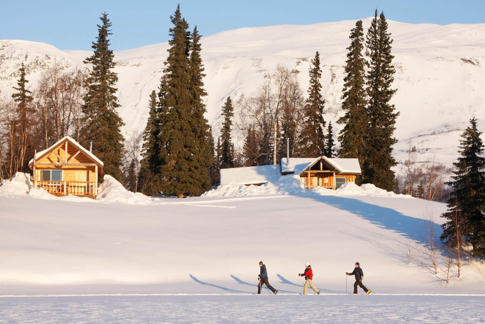 Winter Lake Lodge SouthCentral