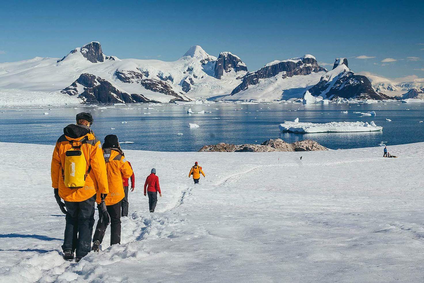 Antartica adventure