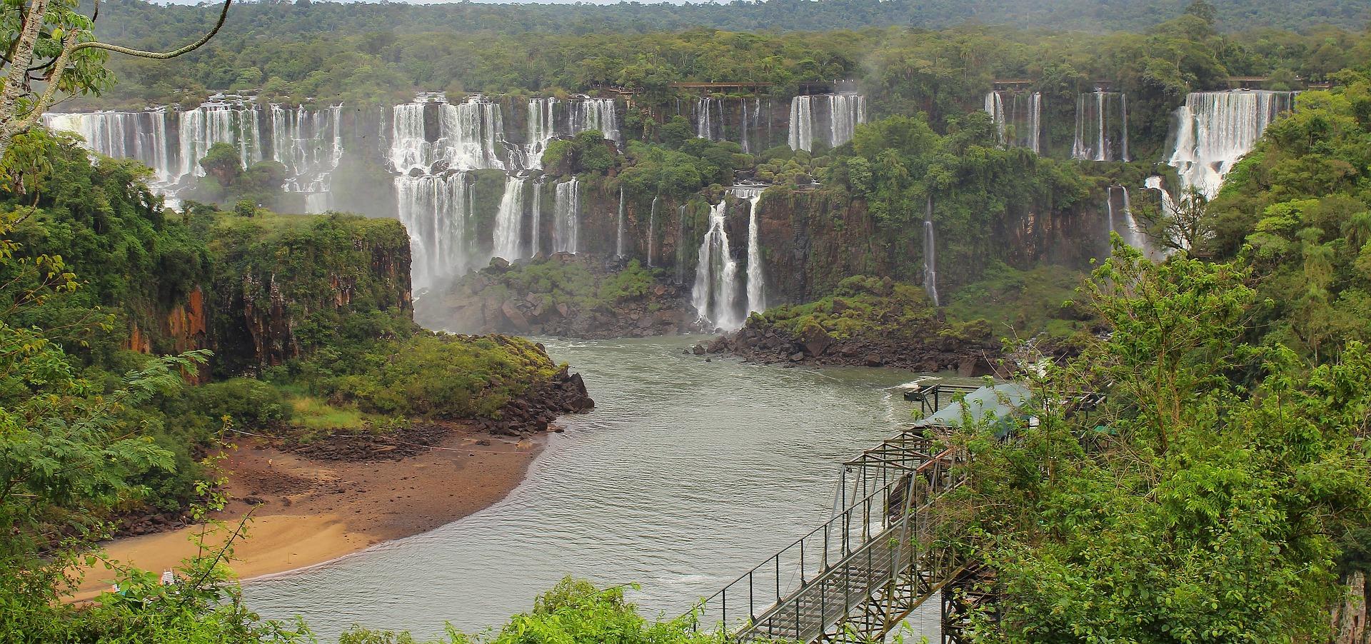 Das Cataratas Iguacu
