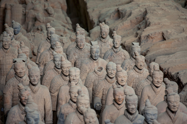Asia, China, Xian