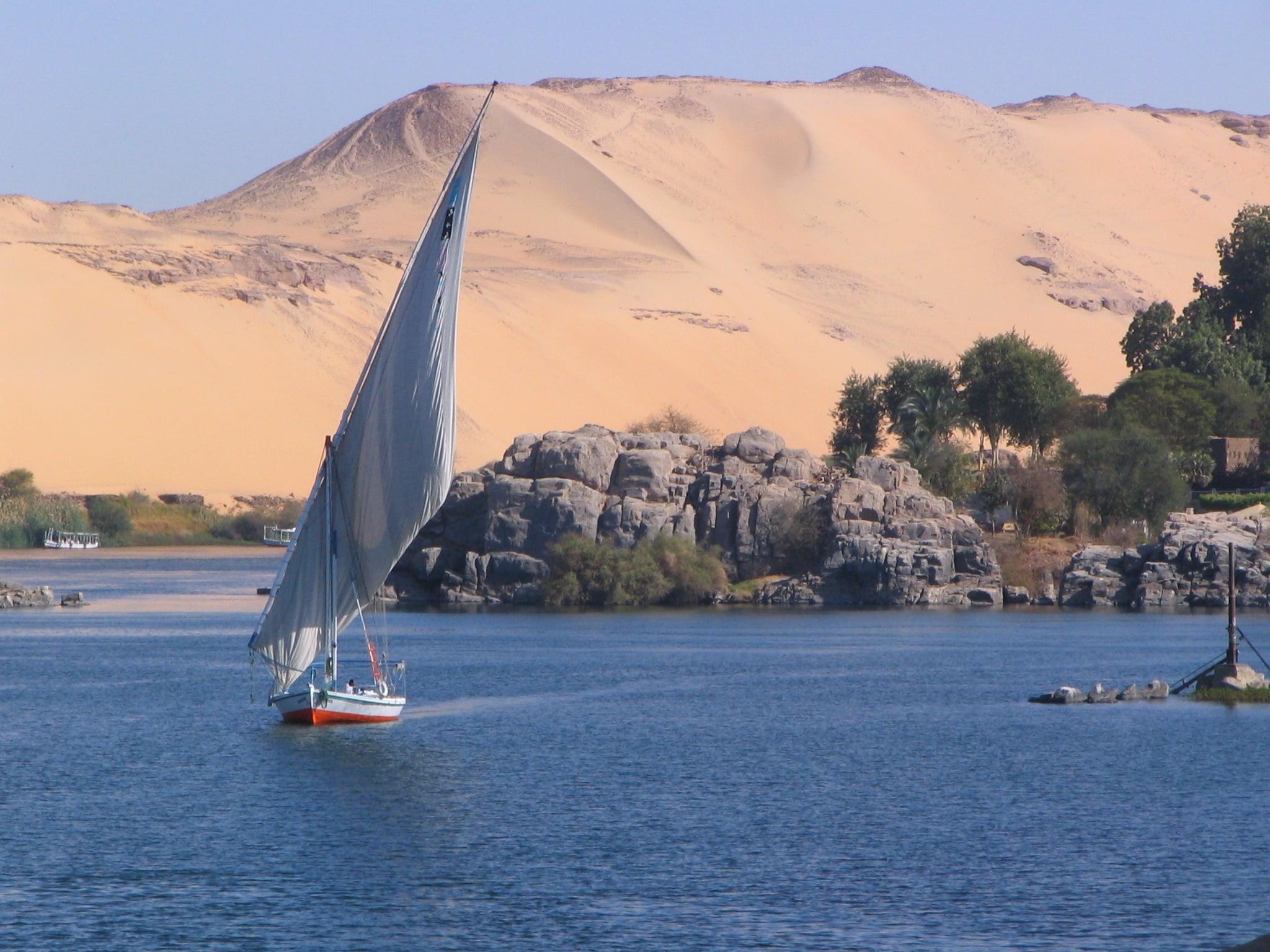 EgyptNile felucca