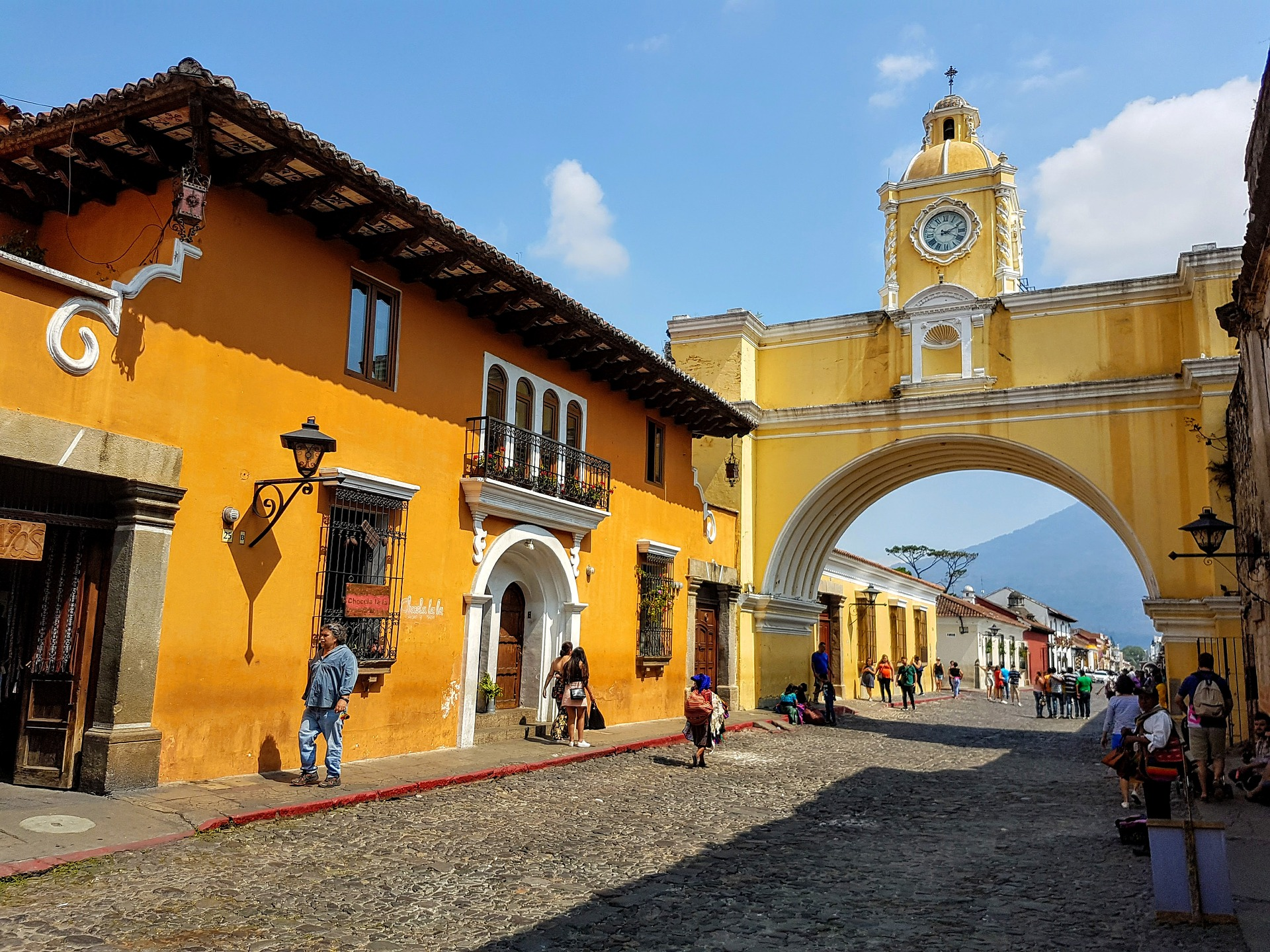 Guatemala Antigua 1