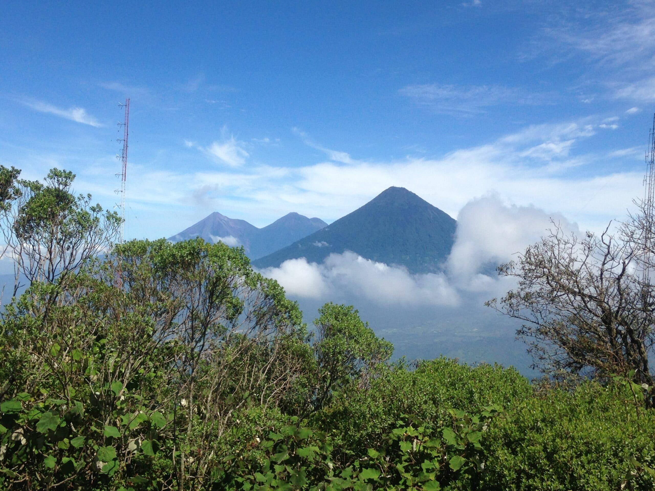 Guatemala Pacaya Volcano