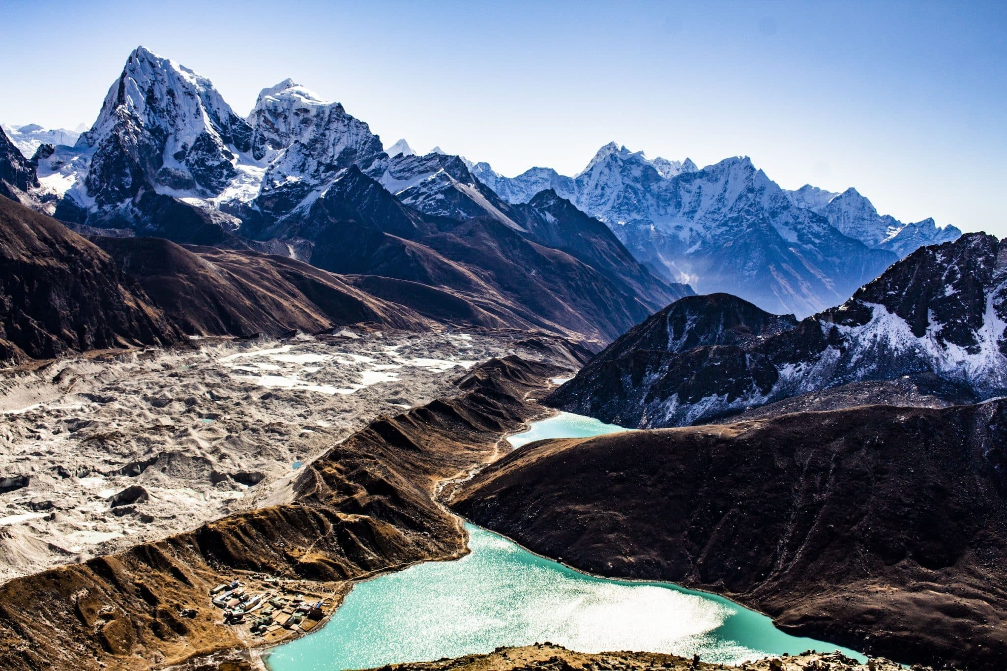 Nepal Bhutan Everest