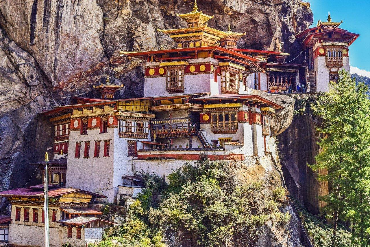 Nepal Bhutan Tigers Nest