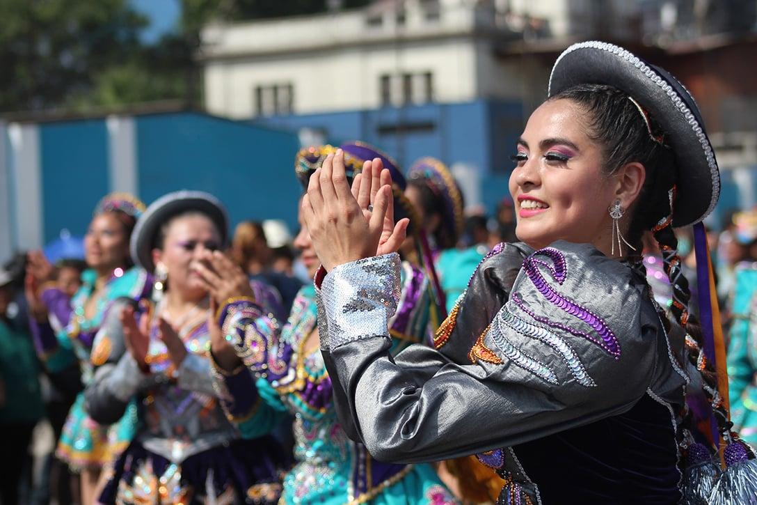 Peru mujer peruana