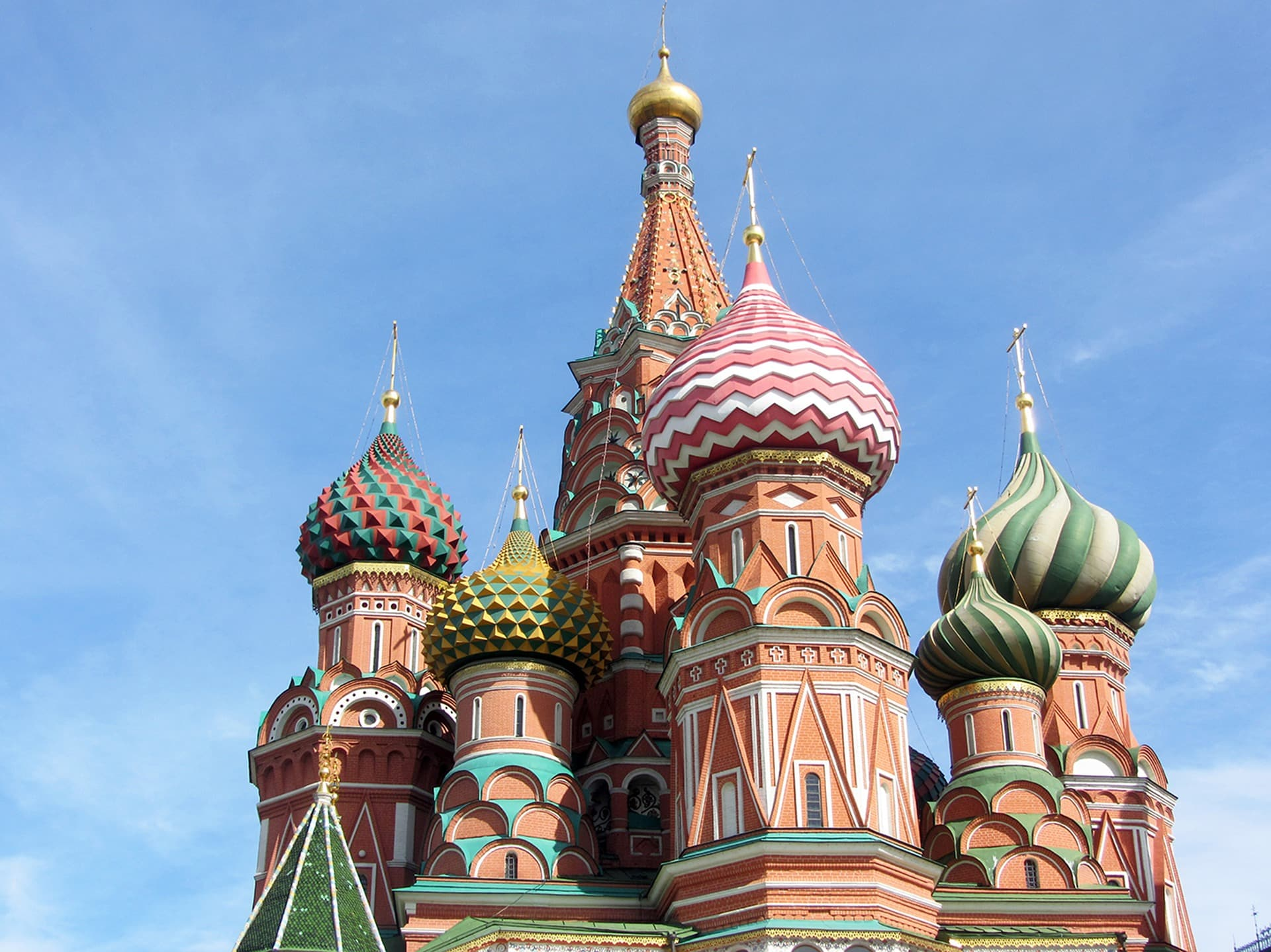 Russia Kremlin dome