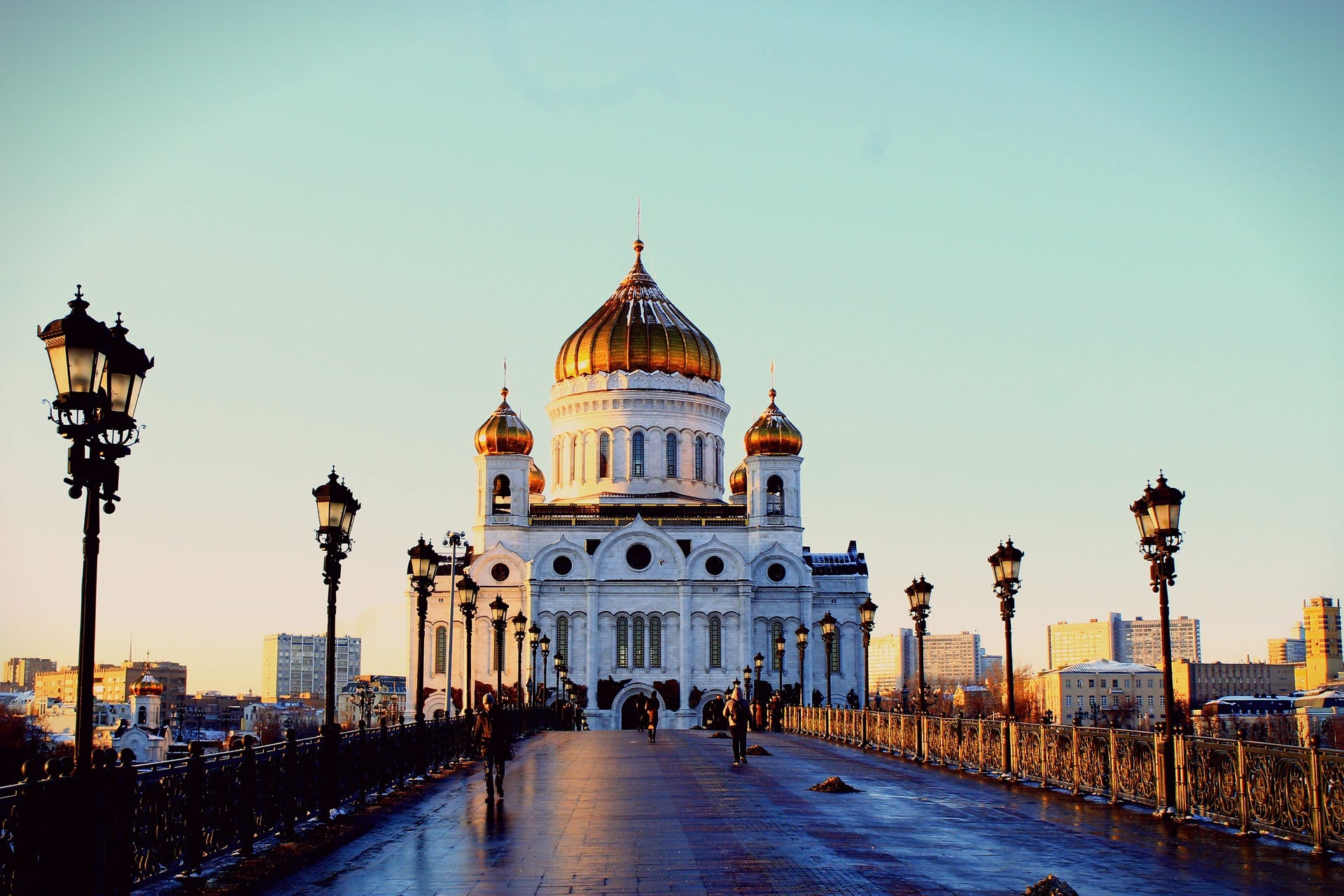Russia christ-the-savior-cathedral