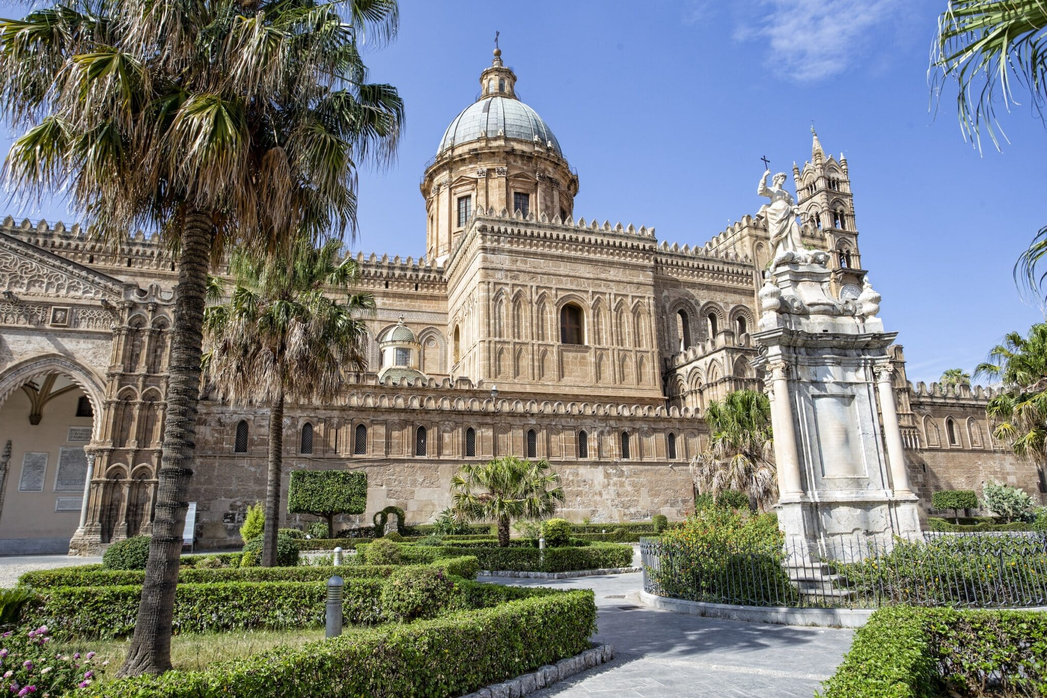 Sicily palermo cathedral