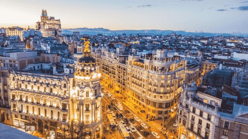 Spain Madri