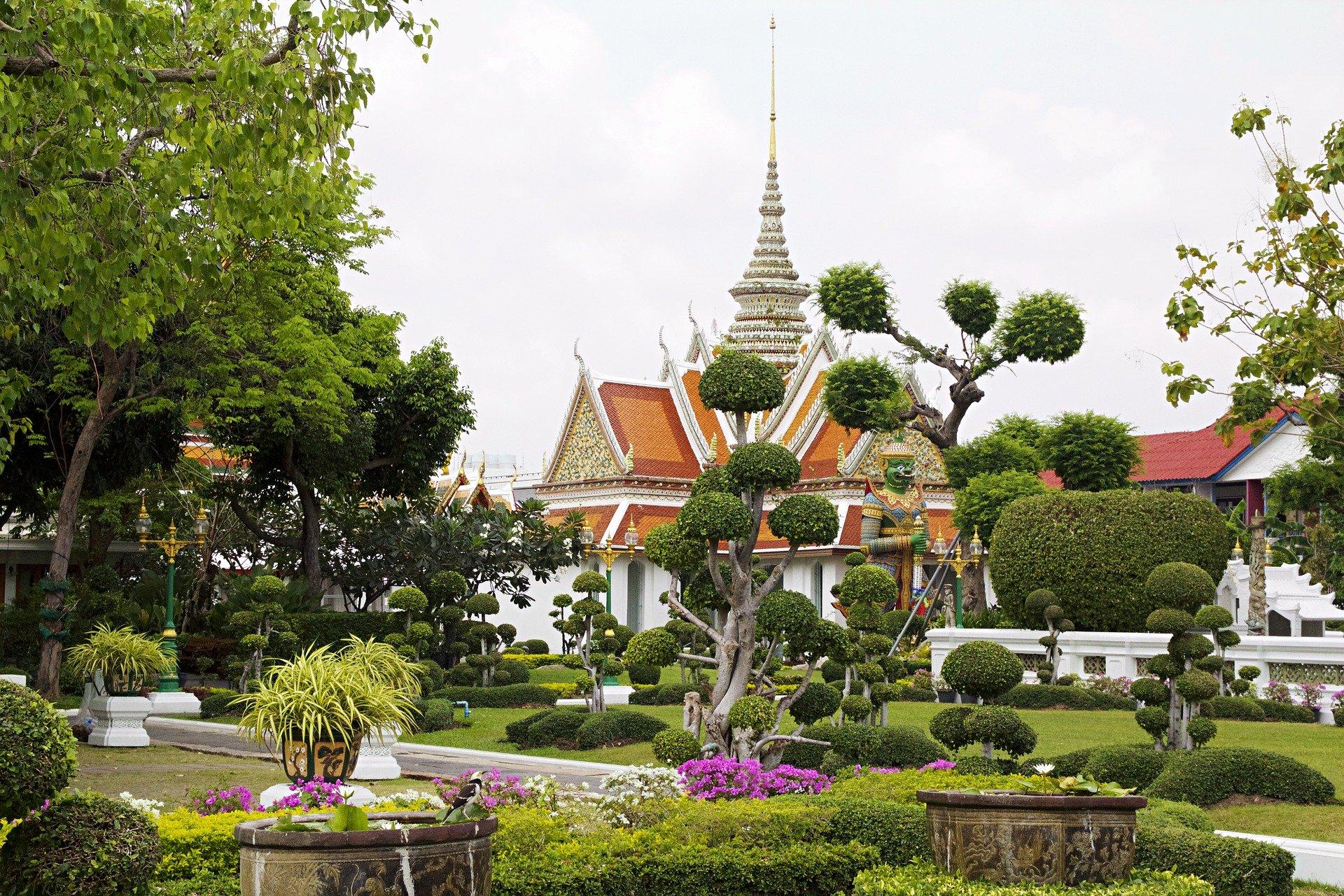 Thailand Wat Phra Kaew