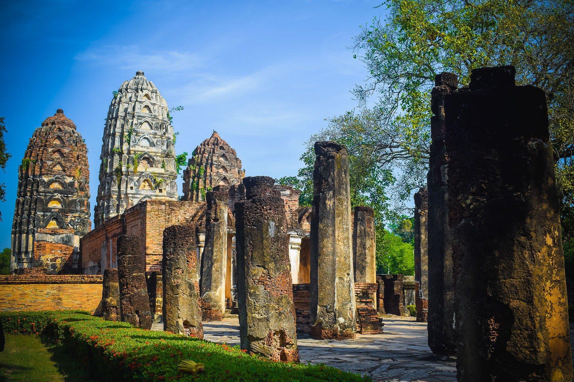 Thailand sukhothai-historical-park