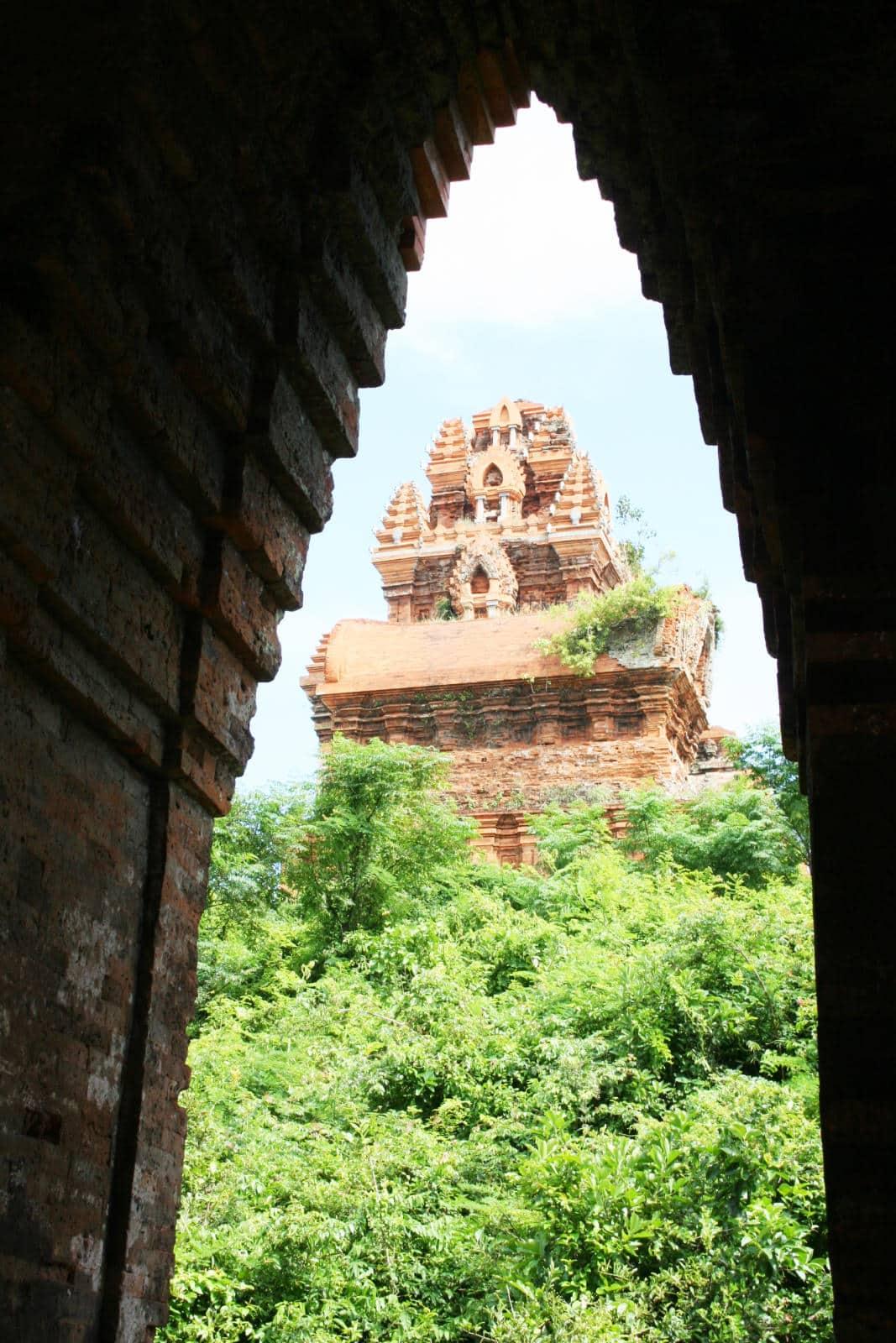 Vietnam; Cham Temples