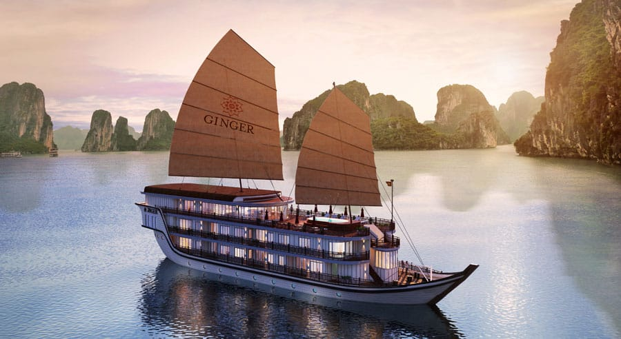 Vietnam Ginger Cruise