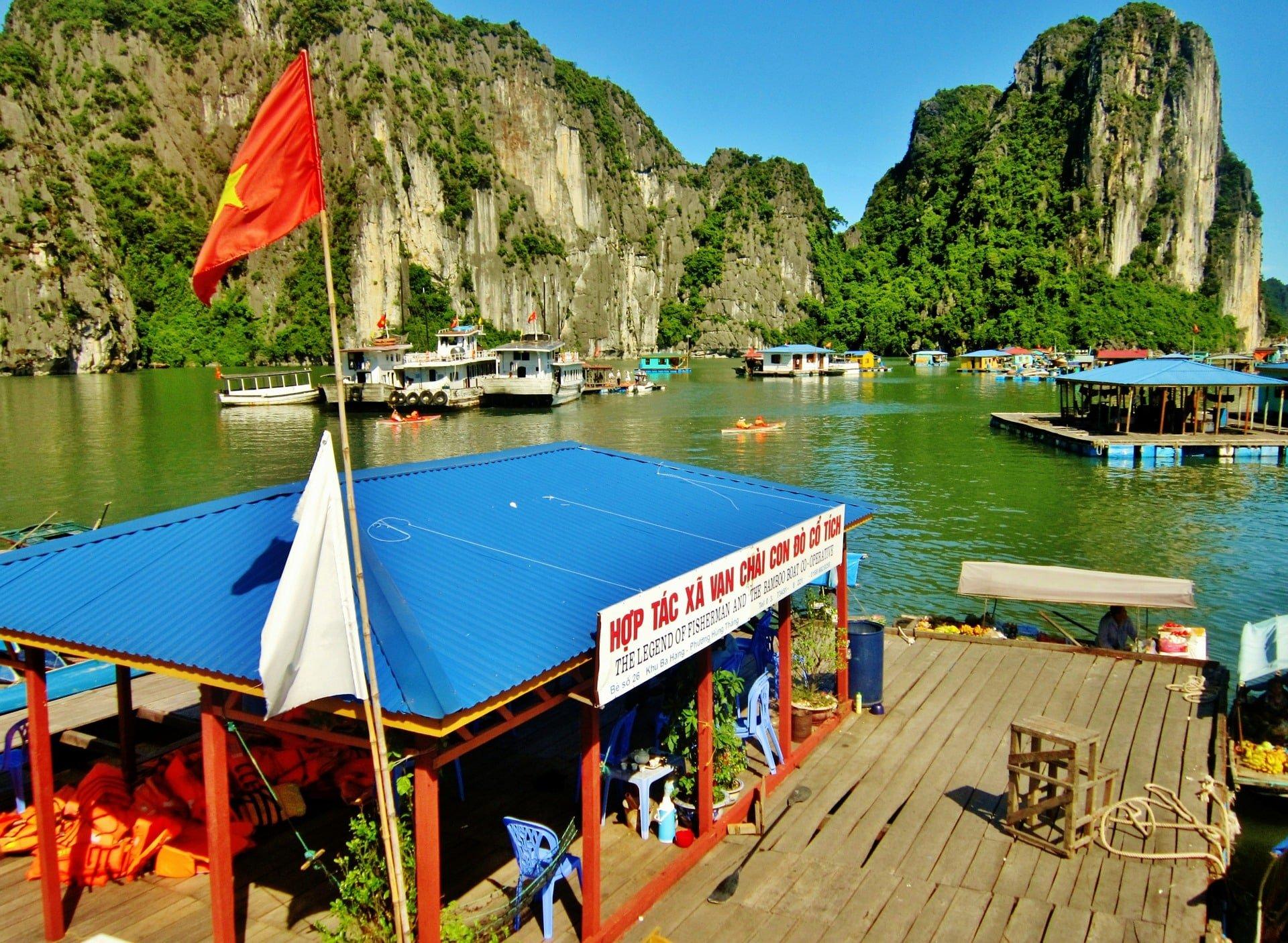 Cambodia Halong